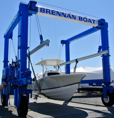 Brennan Boat lift