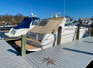 new dock and custom star design